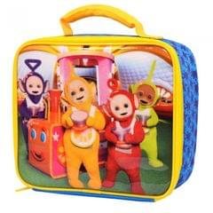 Teletubbies Childrens/Kids Official Character Design Lunch Bag