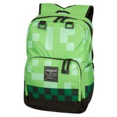 Minecraft Official Childrens / Kids Large Creeper Backpack