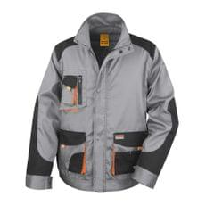 Result Mens Work-Guard Lite Workwear Jacket (Breathable And Windproof)