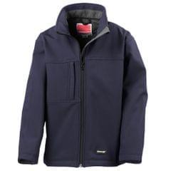 Result Childrens Unisex Waterproof Classic Softshell 3 Layer Jacket