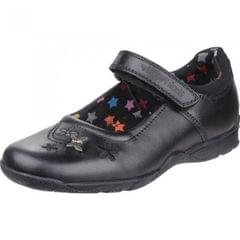 Hush Puppies Childrens Girls Clare Leather Mary Jane Back To School Shoes