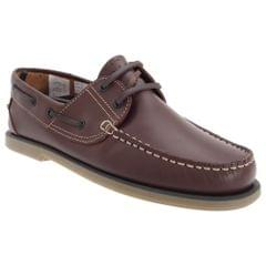 Dek Mens Moccasin Boat Shoes