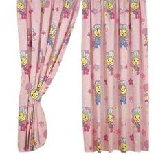 Kids/Childrens Fifi and the FlowerTots Curtains with Tie Backs
