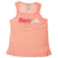 Bench Childrens Girls Sleeveless Summer Vest Top