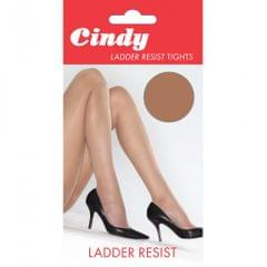 Cindy Womens/Ladies Ladder Resist Tights (1 Pair)