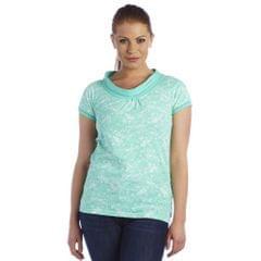 Regatta Great Outdoors Womens/Ladies Wildshores Seasky Short Sleeve T-Shirt