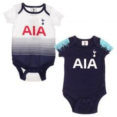 Tottenham Hotspur Childrens/Kids Body Suits Pack Of 2