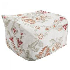 Charisma Floral Tapestry Design Embroidered Chair Arm Cap