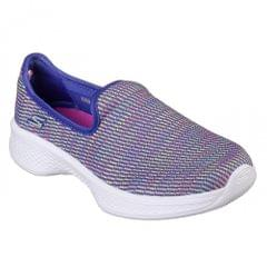 Skechers Childrens/Girls GOwalk 4 Select Slip-On Shoes