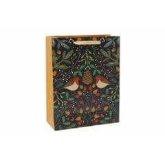 Seasons Greetings Robin Gift Bag