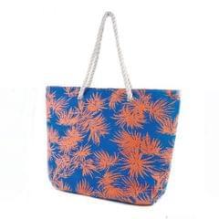 Womens/Ladies Lightweight Palm Tree Pattern Summer Handbag