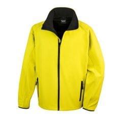 Result Mens Core Printable Softshell Jacket