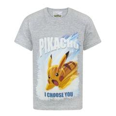 Pokemon Childrens Boys I Choose You T-Shirt