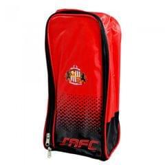 Sunderland AFC Official Soccer Crest Fade Shoe Bag