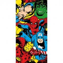 Marvel Comics Childrens Boys Printed Beach Towel