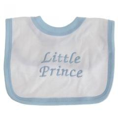 Baby Boys Little Prince Bib