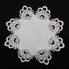 Lucinda Cream Doily Cloth
