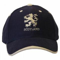 Scotland Lion Logo Embroidered Baseball Cap