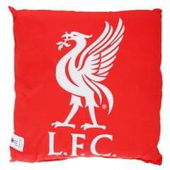 Liverpool FC Childrens/Kids Official Filled Football Crest Cushion/Throw Pillow