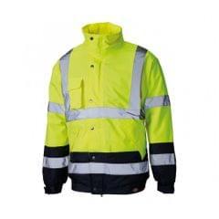 Dickies Mens Hi Vis Two Tone Pilot Jacket