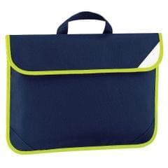 Quadra Enhanced-Viz Book Bag - 4 Liters