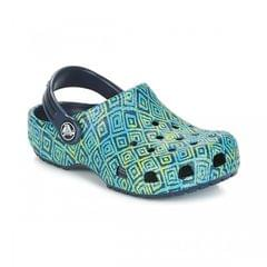 Crocs Childrens/Kids Classic Graphic Clogs