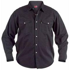 Duke Mens Kingsize Western Denim Shirt