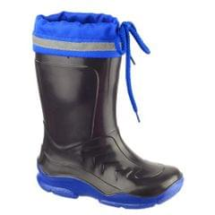 Mirak Splash Childrens Warmlined Boot/Boys Waterproof Boots