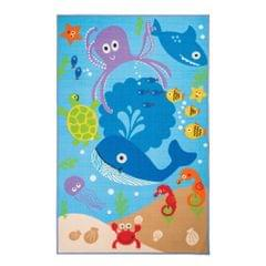 Flair Rugs Childrens/Kids Under The Sea Bedroom Rug