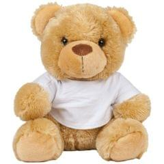 Mumbles Childrens/Kids Plush Teddy Bear In A T-Shirt