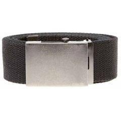 Duke Mens Kingsize Edward Plain Webbing Belt