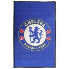 Chelsea FC Official Printed Soccer Crest Rug
