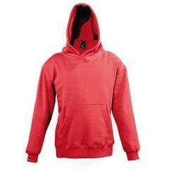 SOLS Childrens/Kids Slam Hooded Sweatshirt