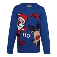 Christmas Shop Kinder Weihnachtspullover Ho Ho Ho