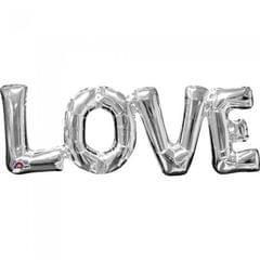 Anagram Love Folien Ballon