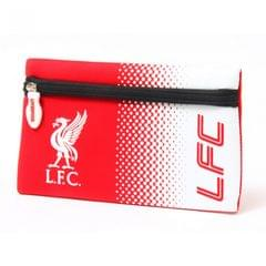 Liverpool FC Official Fade Flat Football/Soccer Crest Pencil Case
