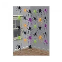 Amscan Halloween Spider String Decorations
