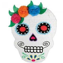 Amscan Halloween Sugar Skull Pinata