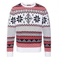 Christmas Shop - Pull à motifs nordiques - Mixte