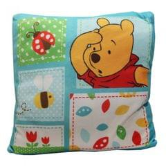 Disney Childrens Winnie The Pooh Fleece Cushion With Fill