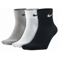 Nike 3 Pack Viertel Socken