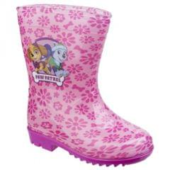 Paw Patrol Childrens/Kids Wellington Boots