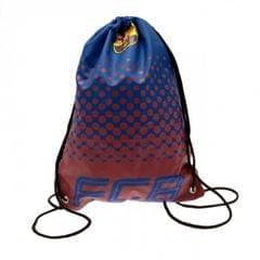 FC Barcelona Fade Design Drawstring Gym Bag
