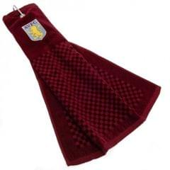 Aston Villa FC Official Tri-Fold Towel