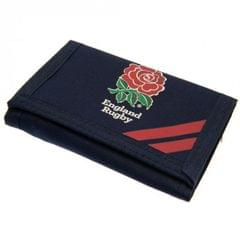 England RFU Touch Fastening Nylon Wallet