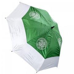 Celtic FC Double Canopy Golf Umbrella