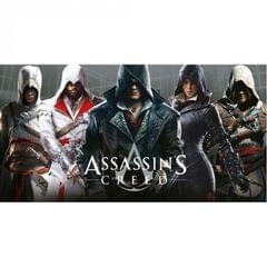 Assassins Creed Towel