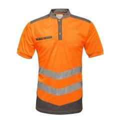 Regatta Mens Tactical Hi Vis Polo Shirt