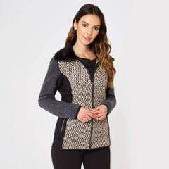 Regatta Womens/Ladies Zuena Mix Wool Effect Fleece Jacket