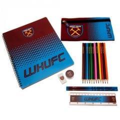 West Ham United FC offizielles Ultimate Schreibwaren Set